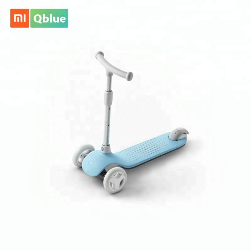 100% Original Xiaomi Mitu Scooter 3 PU Flash Wheels New Cool Kids Scooters for 3-6 years old Children