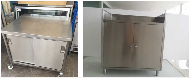 High Quality Hospital Use Stainless Steel Medical Cabinet
