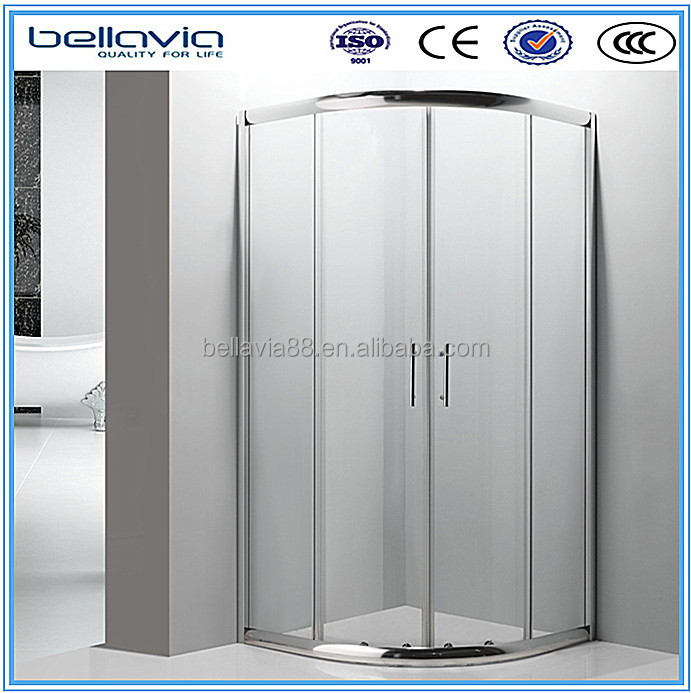 frameless tempered glass shower cubicles enclosure sri lanka, View ...