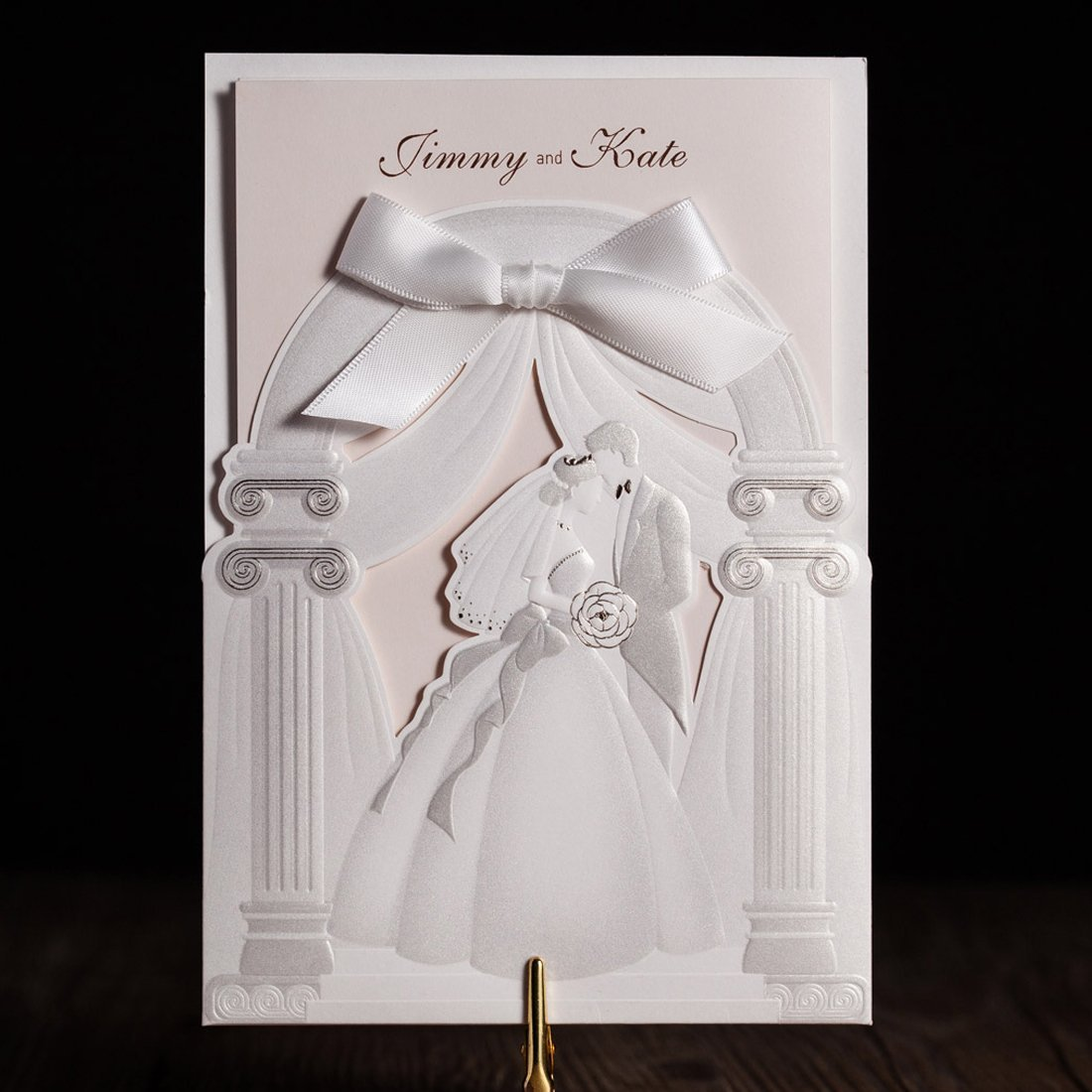 Cheap Embossed Wedding Invitations, find Embossed Wedding ...