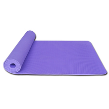 6mm thickness tpe yoga mat