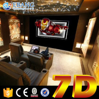 absorbing film story 7d 3d movie theaters on youtube