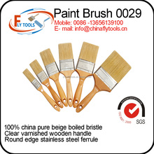 "chinese full set 1"" paint brush to 4"" painting brush"