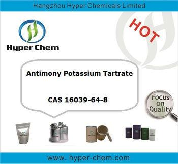 HP90512 CAS 16039-64-8 Antimony Potassium Tartrate