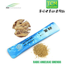 Traditional Chinese Medicine Radix Angelicae Sinensis granules