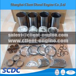 Cummins QSM/ISM/M-11 Piston kit (piston+liner+pin ring set) 4024939