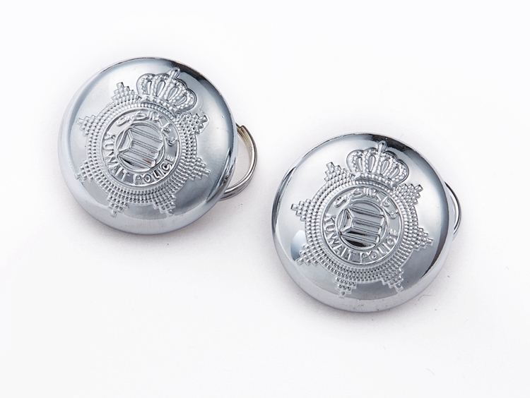 Bulk Craft Custom Designer Copper Zinc Alloy Metal Flatback Plating Suit  Coat Buttons For Jeans,Pants,Bags,Hats,Shoes,Etc  - Buy Custom Designer  Suit
