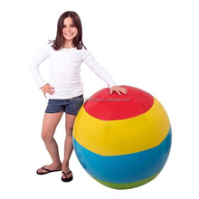 Factory price giant inflatable ball Custom Beach Ball globe inflatable beach ball