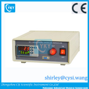 heated solution for spin coating prcesion PID via SCR power control  Temperature Control Unit