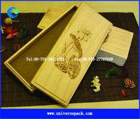 Super quality rectangular wood box