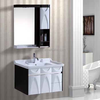 Neues design haltbare mdf badezimmerschrank buy mdf badezimmerkabinett mdf badezimmerkabinett - Design badezimmerschrank ...