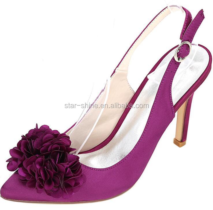 heel women European slingbacks stiletto sexy elegant Design style SW1441 tassel wX60w