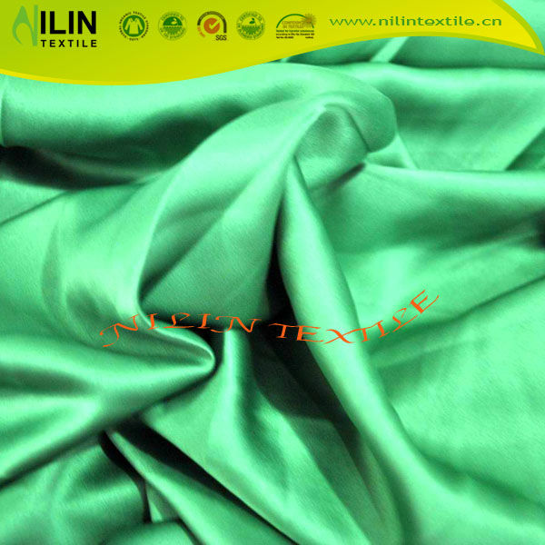 100 polyester matt stretch satin silk satin fashion fabric