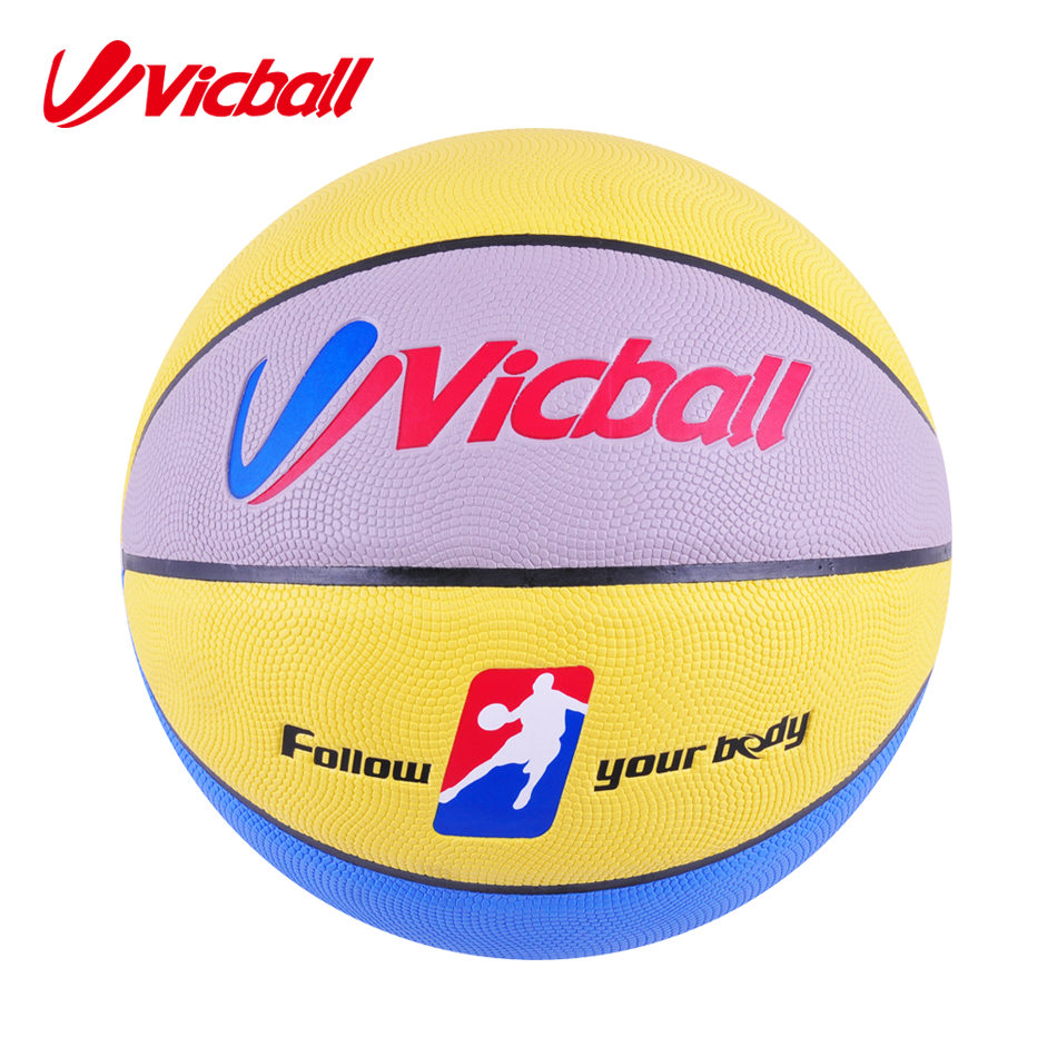 Angepasst logo PU PVC laminiert basketball-training