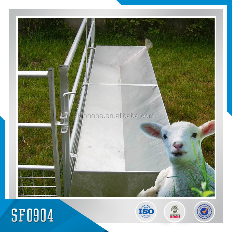 Galvanized Steel Structure Sheep/goats Yard Fence Panel With Wire ...