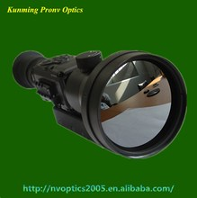 9.2x optical magnification sniper thermal sight night vision riflescope