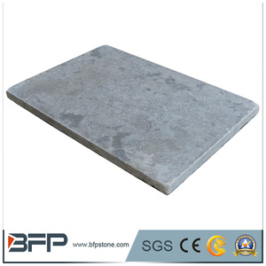 Chinese Promotion Bluestone Tumbled Blue Limestone Pavers for Sale