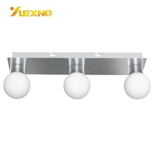 Fabriek Prijs Aangepaste 3*5 w <span class=keywords><strong>Led</strong></span> Plafond Opknoping Bal Panel Licht Lamp
