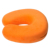 China OEM customized travel pillow in cotton jersey neck cushion