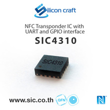 NFC Tag IC met <span class=keywords><strong>UART</strong></span> en GPIO Interface
