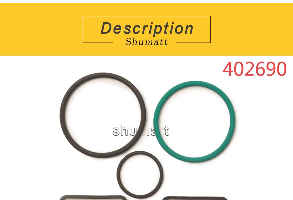 Brand new volvo 402690 injector seal o-ring kit 5pcs (1).jpg