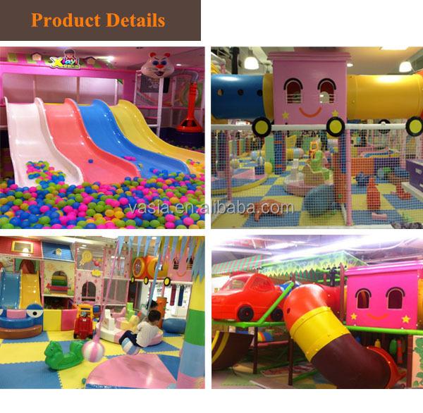 los nios parque infantil interior suave para la venta juego con tubo nios equipo del