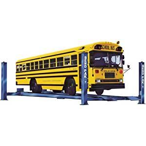 - BendPak Lift - 4 Post, 40,000-lb. Capacity, Requires 357in.L x 154in.W Floor Space, Model# HDS-40X