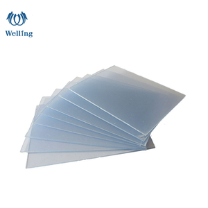 High Quality China Made Colored vacuum forming PVC sheet for silk screen printing