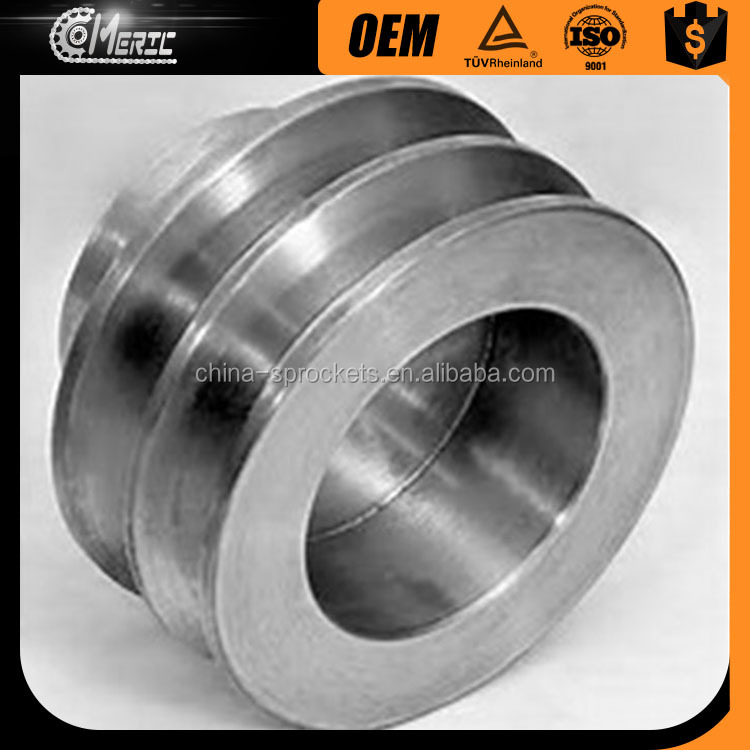 High Precision Stainless Steel V Belt Pulley Split Pulley
