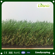 Thick Green Plastic Synthetic Turf Artificial Grass Natural Grass Turf