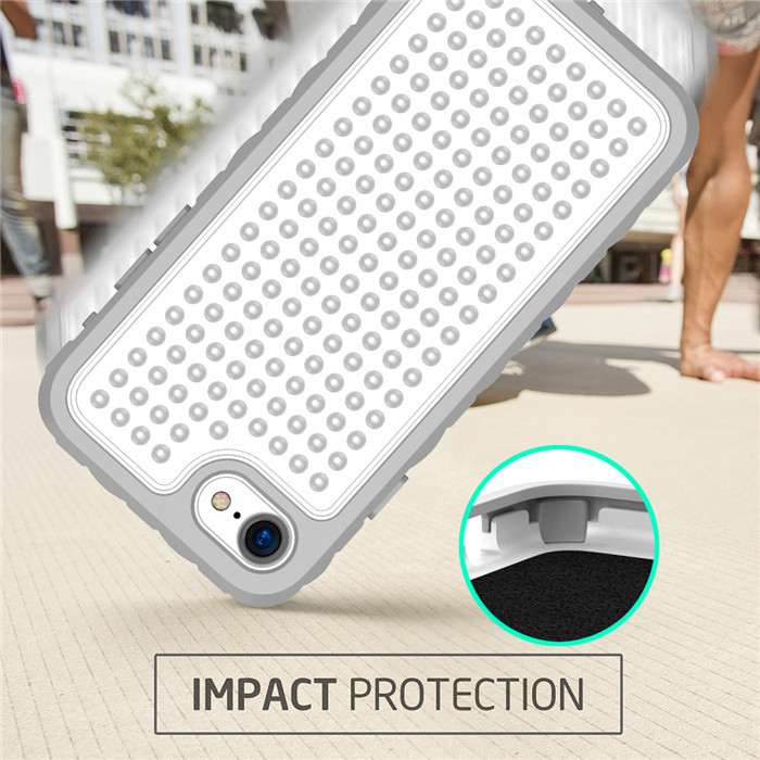 Anti scratch Impact protection mobile cell mobile phone shell back covers for iphone 6