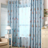 kids animal pattern curtains for bedroom or kidroom