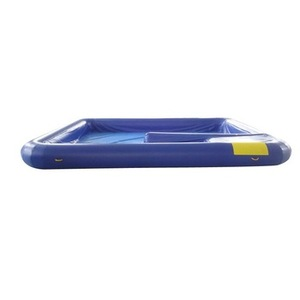 PVC outdoor dome inflatable swimming pool rental