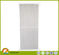 Veneer Faced Plywood Moulded Door Skin Price Favorable