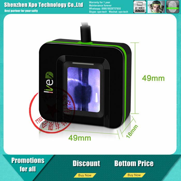 morpho fingerprint scanner software
