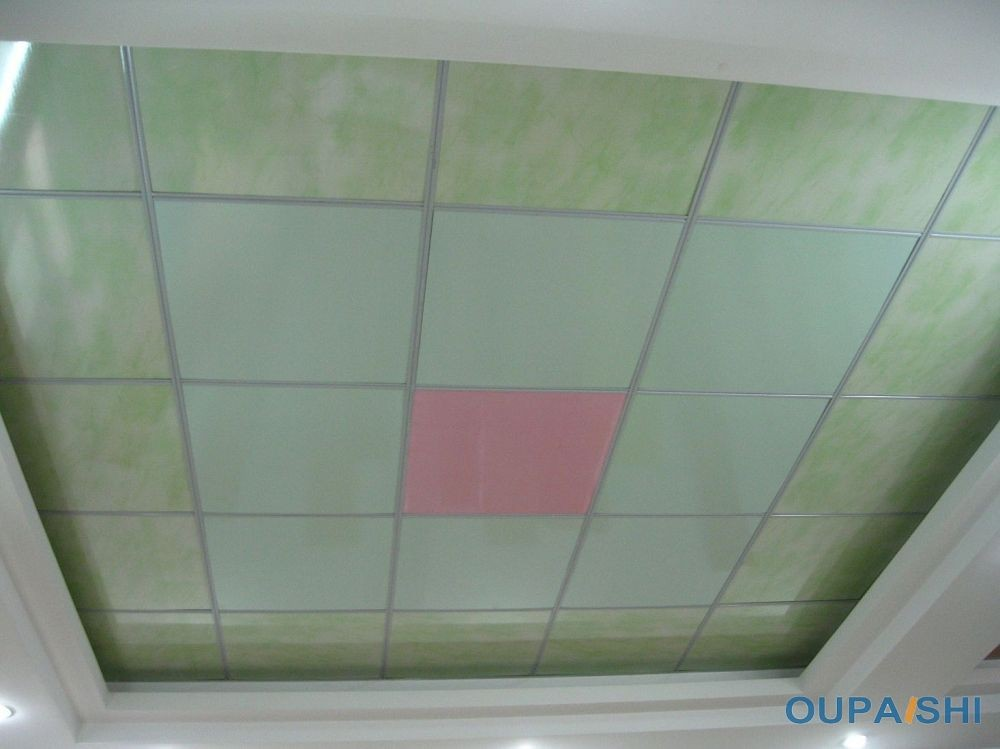 bathroom drop ceiling tiles 60x60 easy cleaning pvc drop ceiling tiles house ceiling 15800