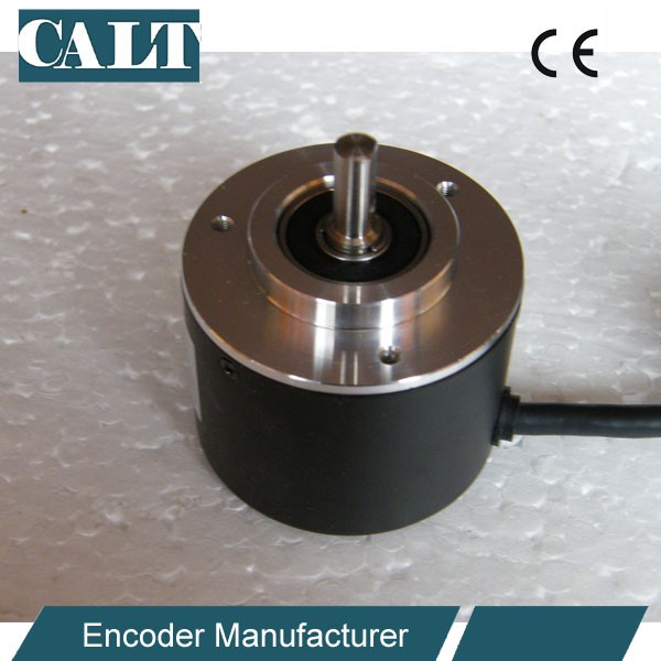 Incremental 5000 ppr optical rotary encoder rep