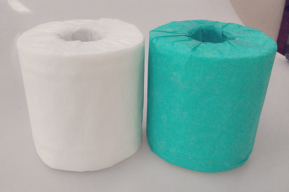 Wholesale Toilet Paper : Wholesale toilet paper roll tissue ply customized colorful copy