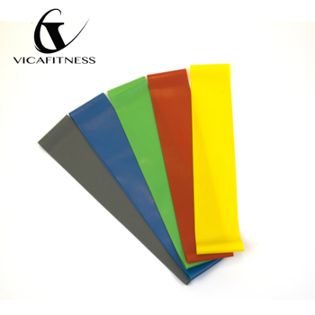high quality latex  private label  resistance bands loops