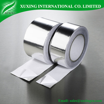 Waterproof Self Adhesive Aluminum Foil Tape Designer Pvc Duct Tape ...