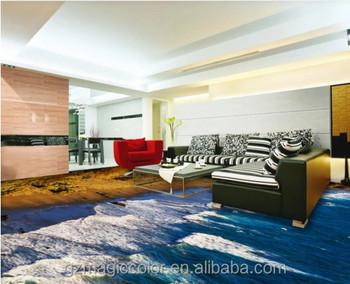 3d Fußboden Aufkleber ~ Meer surf landschaft d boden boden aufkleber epoxy boden