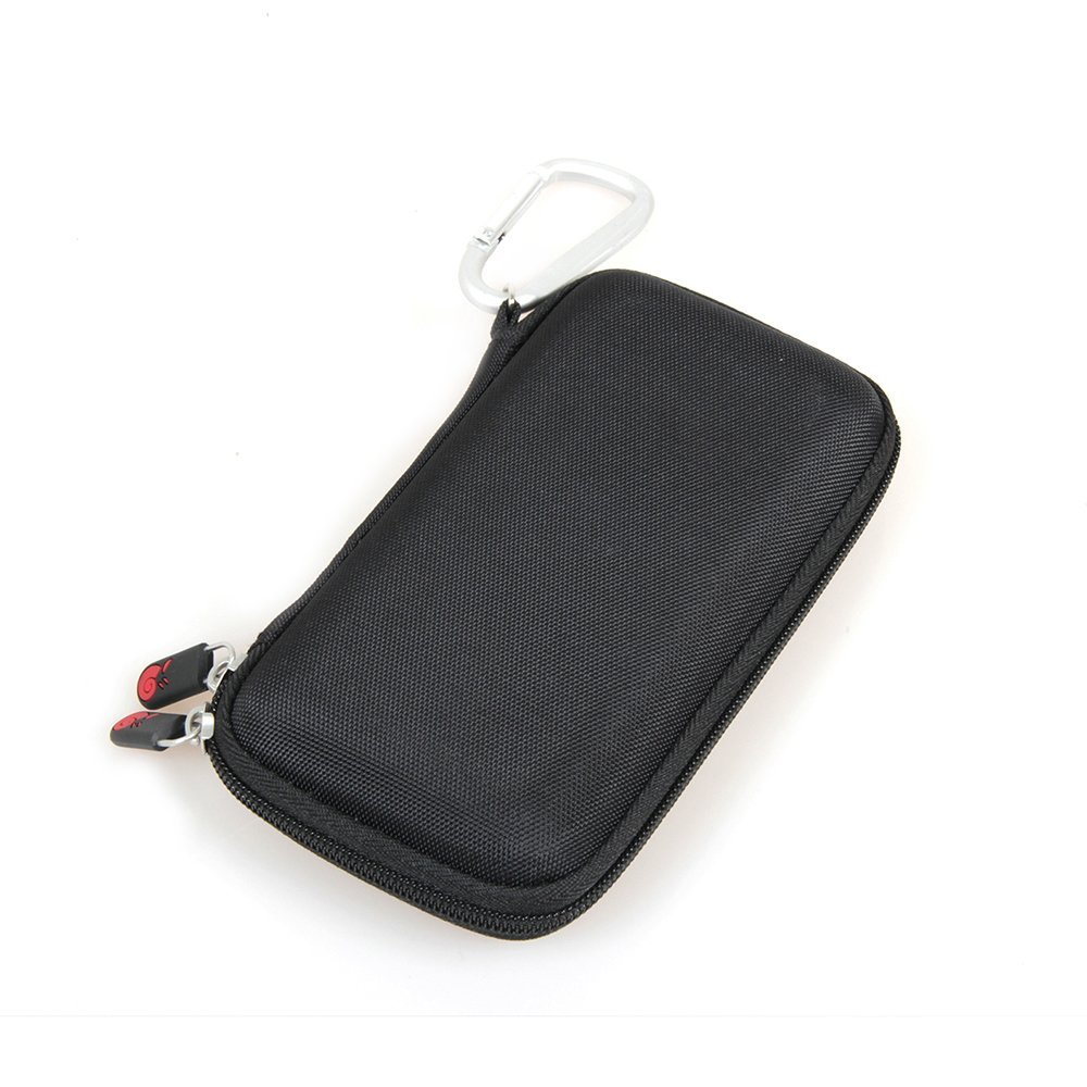 Hard EVA Travel Case for Polanfo M20000 External Battery 10000mAh Portable Power Bank by Hermitshell