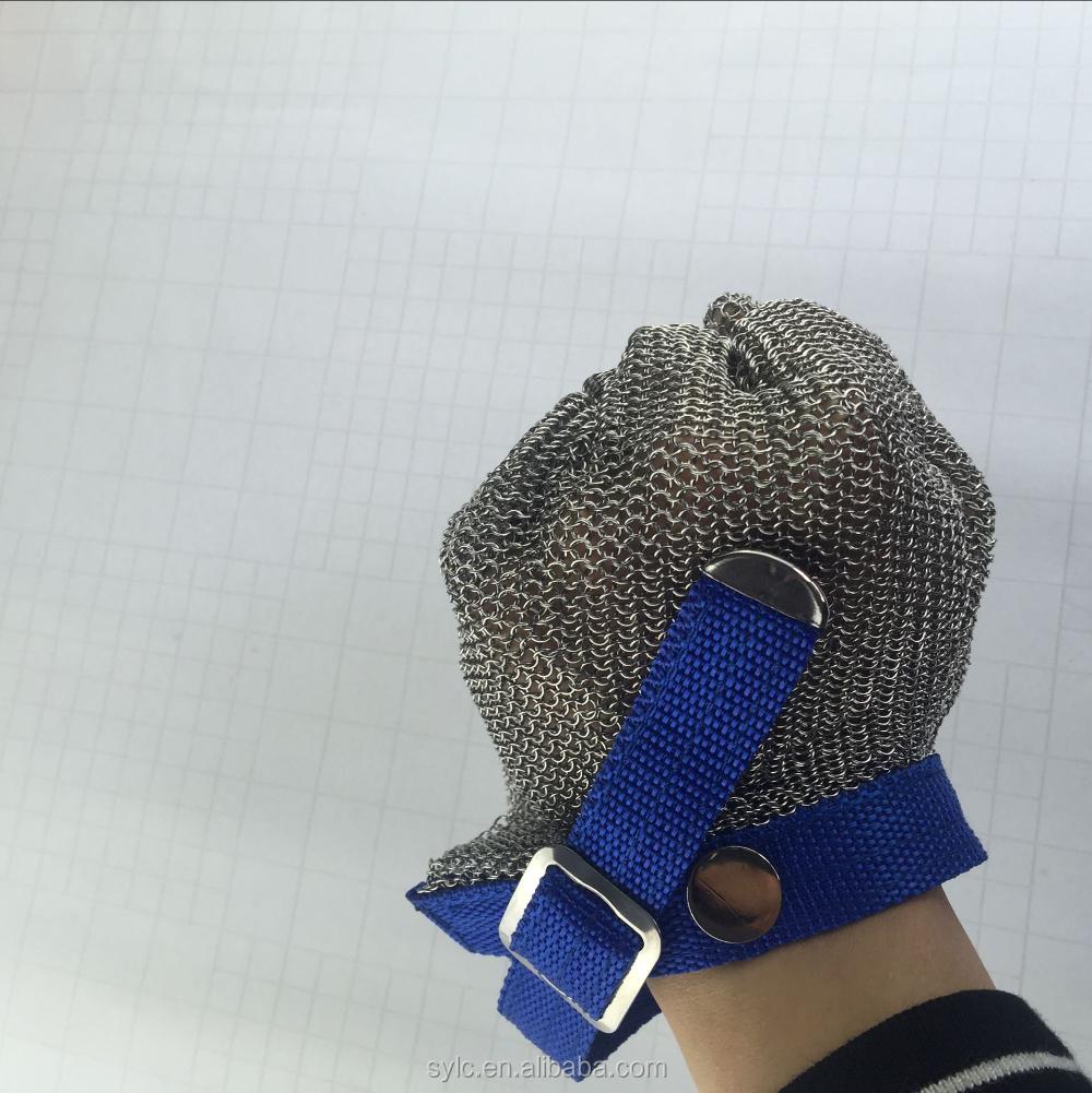 schnittfestigkeit handschuh edelstahl schnittschutzhandschuhe