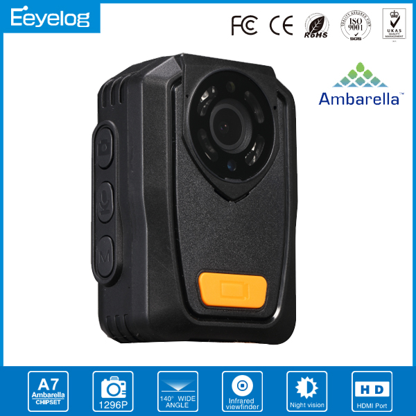 Latest FHD1296P security video reliable camera recorder With Voice Recorder