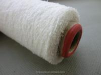 Hand-knitting loomage of loop yarn HQQ002