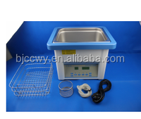 Contact Supplier Chat Now! 5L all stainless steel ultrasonic cleaner with CE, RoHS for home use