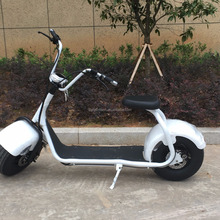 shenzhen 18 * 9.5inch 60v 800w 1000W citycoco electric scooter / fat tire e - bicycle