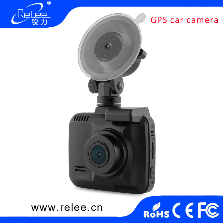 high quality NTK96660 dash cam 4k wifi dash camera with gps car camera wifi 2017