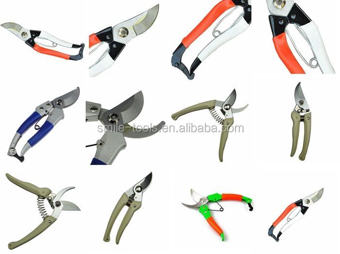 High Quality Garden Secateurs Bonsai Pruner Snip Scissors