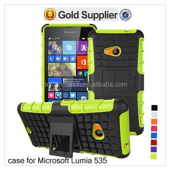 Roiskin Brand New Flip Cover Case For Microsoft Lumia 535,Hybrid ...
